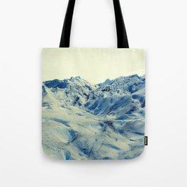 Glaciar Perito Moreno.  Tote Bag