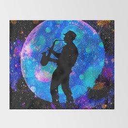 Jazz Throw Blanket