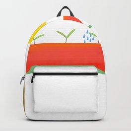 Watering plants Backpack
