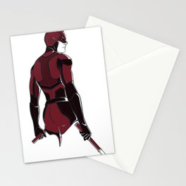 You worried about me? Stationery Cards