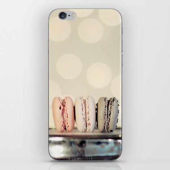 macarons ... 3 iPhone & iPod Skin