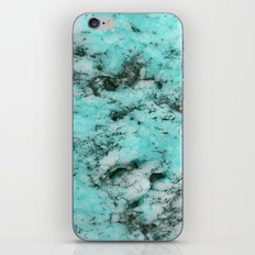 Marbalicious Blue iPhone & iPod Skin