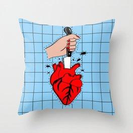 Puñal Throw Pillow