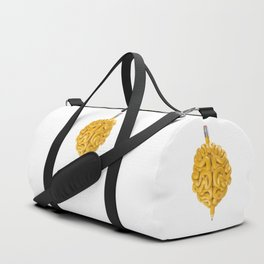 Pencil Brain Duffle Bag