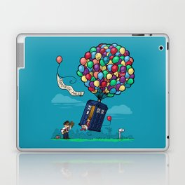 Come Along, Carl Laptop & iPad Skin