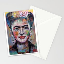 Frida Kahlo No. 3 Stationery Cards