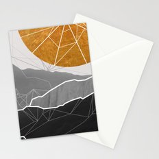 Shattered Sun Stationery Cards