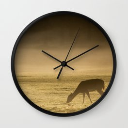Richmond Park, Jan'16 (932) Wall Clock