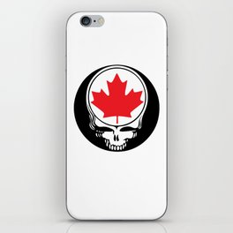 Canadian Steal Your Face iPhone Skin