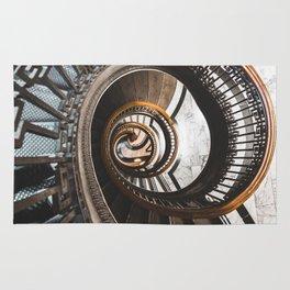 Stairs of Knowledge Rug