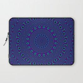 Trippy Kaleidoscope Laptop Sleeve