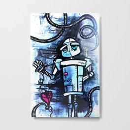 Edmond Metal Print