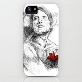 Mogwai!Hannibal iPhone Case