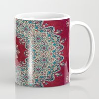 blood Mugs featuring Mandala Nada Brahma  by Elias Zacarias