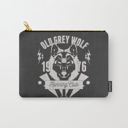 Old Grey Wolf II Carry-All Pouch