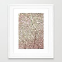 ashton irwin Framed Art Prints featuring Irwin by Amy Lingham
