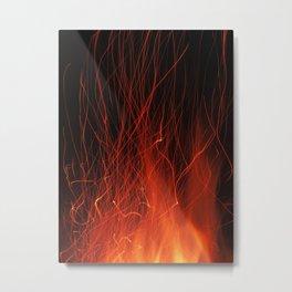 Fire 2010 Metal Print