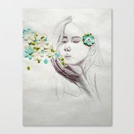 Wish Canvas Print