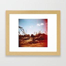 ef4 Framed Art Print