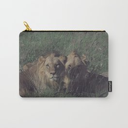 Vintage Africa 12 Carry-All Pouch