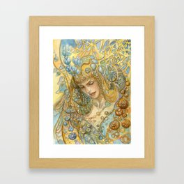 Communion with Nature Framed Art Print