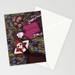 Hades' Holiday Stationery Cards