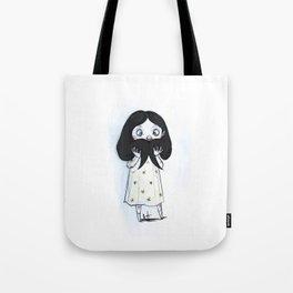 KID MOUSTACHE Tote Bag