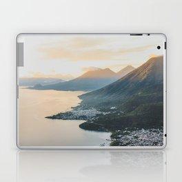 Lake Atitlán II, Guatemala Laptop & iPad Skin