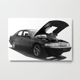 Mang Metal Print
