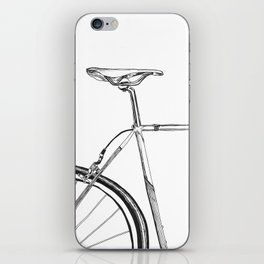 Saddle iPhone Skin