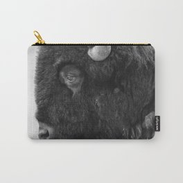 buffalo profile Carry-All Pouch
