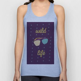 Wild life Unisex Tank Top
