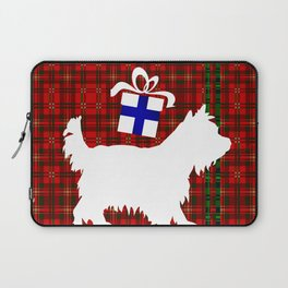 Yorkshire Wrapping Laptop Sleeve