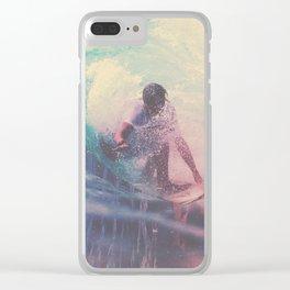 RUN Clear iPhone Case