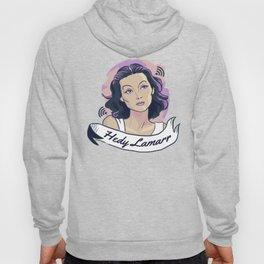 Hedy Lamarr Hoody