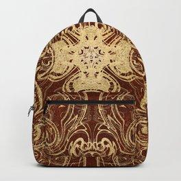 Royal Amber Backpack