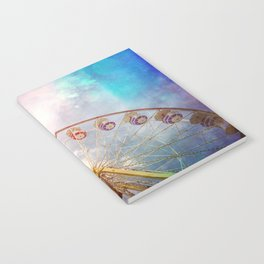Ferris Wheel of Dreams Notebook