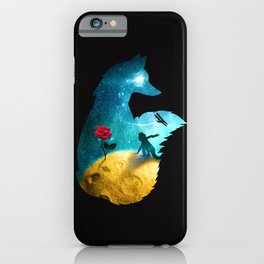 The Most Beautiful Thing (dark version) iPhone Case
