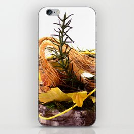 Autumn feelings iPhone Skin