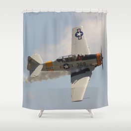 Flying History - 7 Shower Curtain