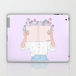 Read All About It Laptop & iPad Skin