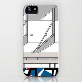 Aula Magna UCV -Detail- iPhone Case