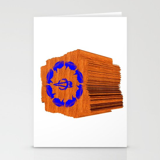 3-D Stationery Cards