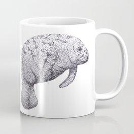 Manatee (Trichechus manatus) Coffee Mug