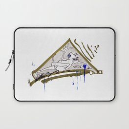 Buried Alive Laptop Sleeve