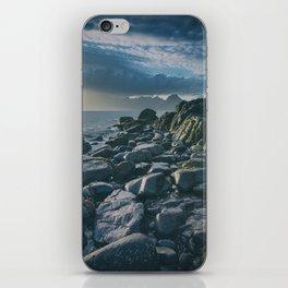 Elgol Beach VI iPhone Skin