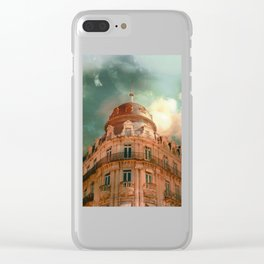 Montpellier  - France Clear iPhone Case