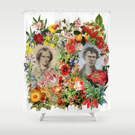 The Rochesters Shower Curtain