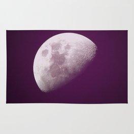 Moon Shadow Fuschia Rug