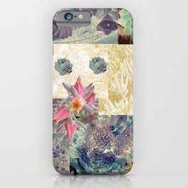 Desert Bloom by MaC iPhone Case